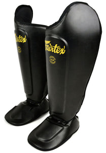 Fairtex Extra Knee Joint Protector Shin Guards - SP8