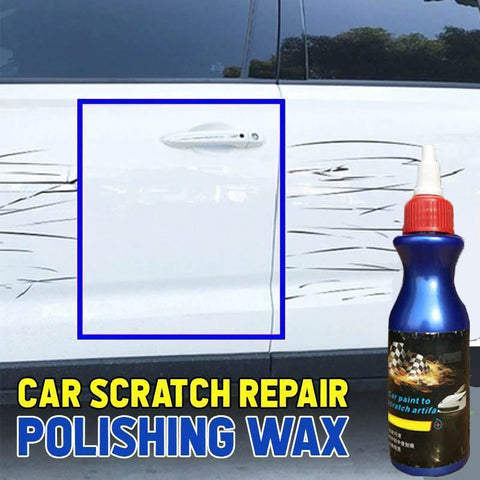 (50% OFF+FREE SHIPPING!!!)One Glide Scratch Remover