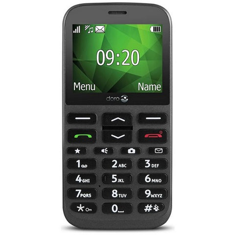 Picture of Doro PhoneEasy 1370 Mobile Phone - Graphite