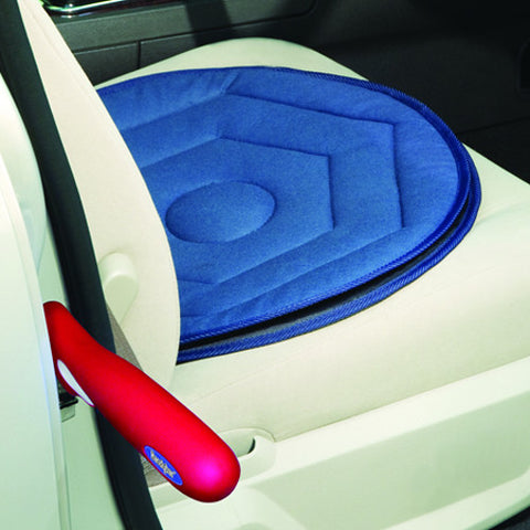 Picture of Handybar and Swivel Cushion - combined for easiest access