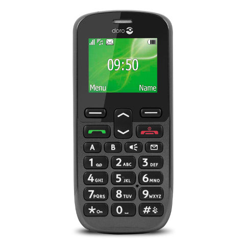 Picture of Doro PhoneEasy 5030 Mobile Phone - Graphite