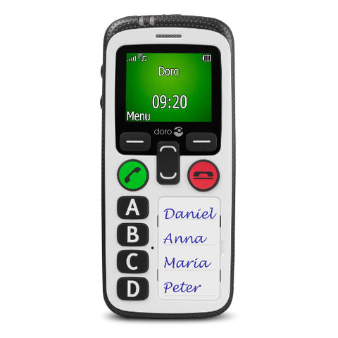Picture of Doro Secure 580 Mobile Phone
