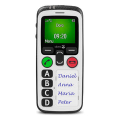 Doro Secure 580 Mobile Phone