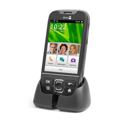 Doro PhoneEasy 745 Mobile Phone - black