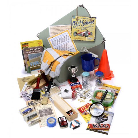 Picture of Fix It Themed Memory Box