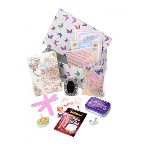 Picture of Personalised Memory Box - Ladies