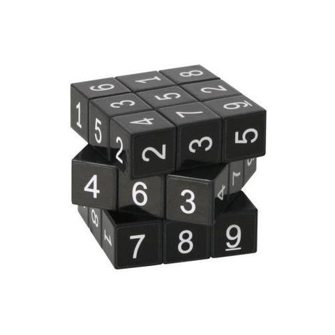 Picture of Sudoku Cube