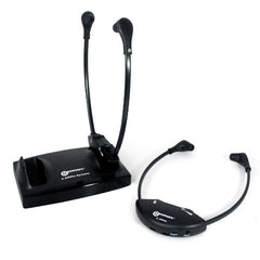 Geemarc CL7100 - double - lightweight and comfortable TV listening system