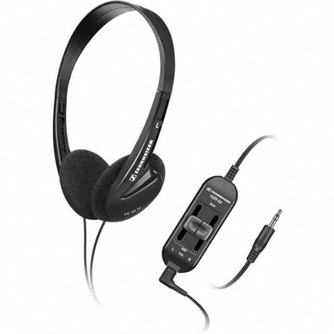 Picture of Sennheiser HD 35 TV - Open dynamic TV mini headphones with volume control