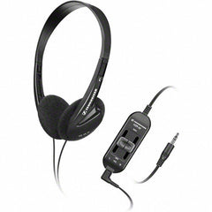 Sennheiser HD 35 TV - Open dynamic TV mini headphones with volume control