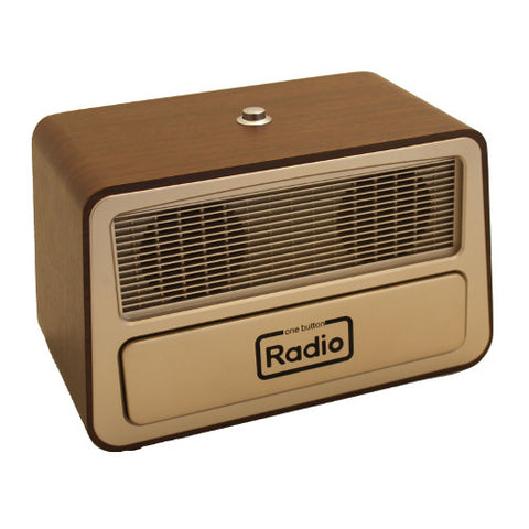 Picture of One Button Radio - extremely simple to use