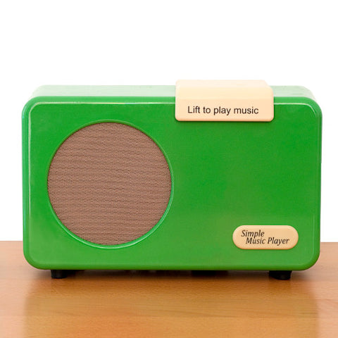 Picture of Simple Music Player - Racing Green