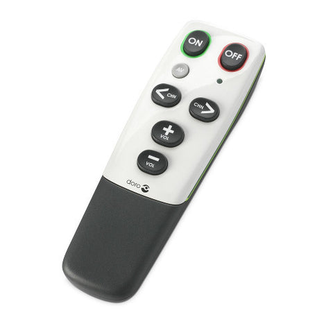 Picture of HandleEasy TV remote control - the simplest available