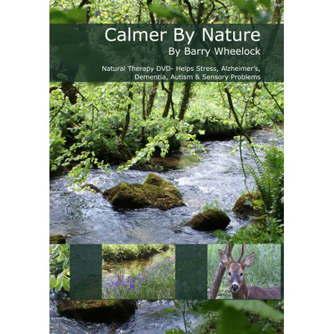 Picture of Calmer by Nature DVD