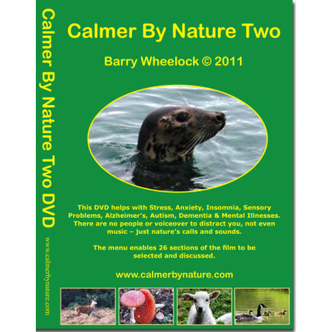 Picture of Calmer by Nature Two DVD