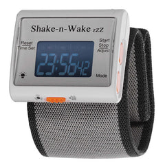 Shake n Wake wearable alarm clock