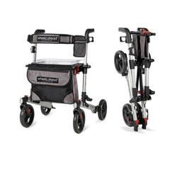 Wheelzahead rollator - great design and ease of use