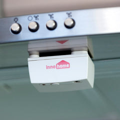 Stove Alarm - protect against the greatest home fire risk