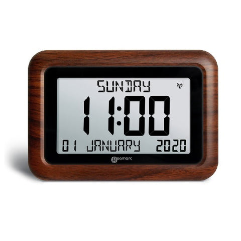 Picture of Viso 10 Clock - wood