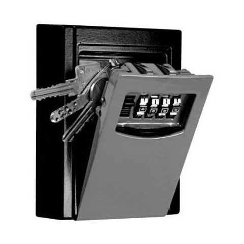Picture of Key Safe to allow emergency access