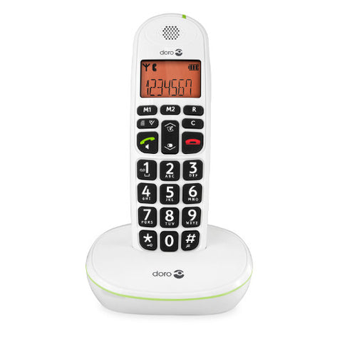 Picture of Doro PhoneEasy® 100w amplified cordless phone
