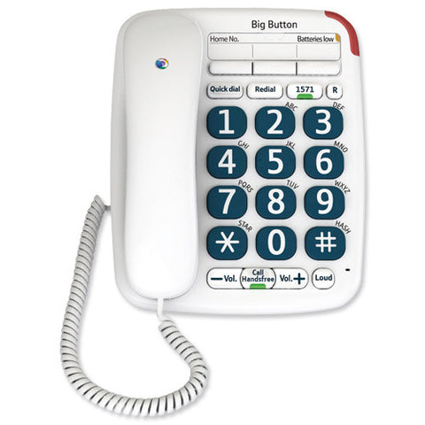 Picture of BT 200 Big Button Phone