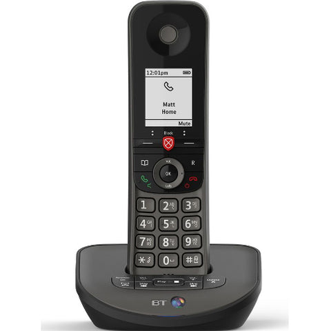 Picture of BT Advanced Cordless Phone with Answerphone and Nuisance Call Blocking