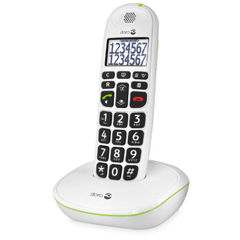 Picture of Doro PhoneEasy® 110w talking amplified cordless phone