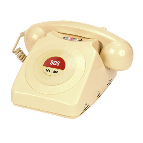 Picture of Geemarc CL64 No Dial Loud Telephone with SOS Button