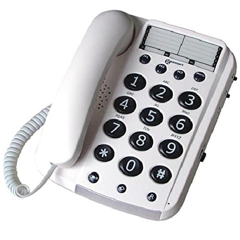 Picture of Geemarc Dallas 10 corded phone