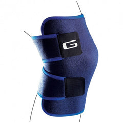 Knee support - closed