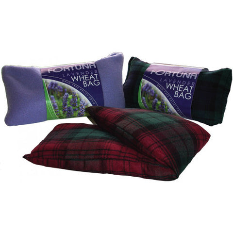 Picture of Wheat Bag - lavender scented heated comfort
