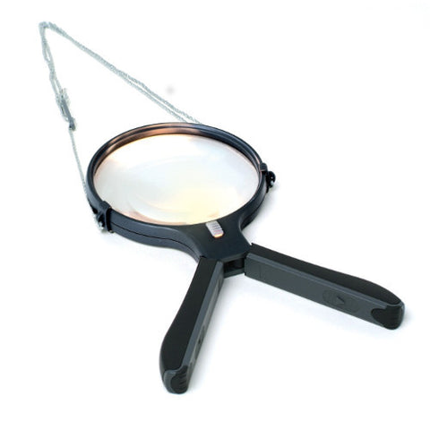 Picture of Hands Free Magnifier with Light