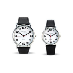 Clear Time Watch (Ladies and Mens)