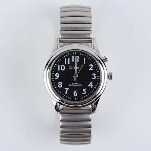 Picture of Atomic Talking Watch (Ladies, expandable strap)