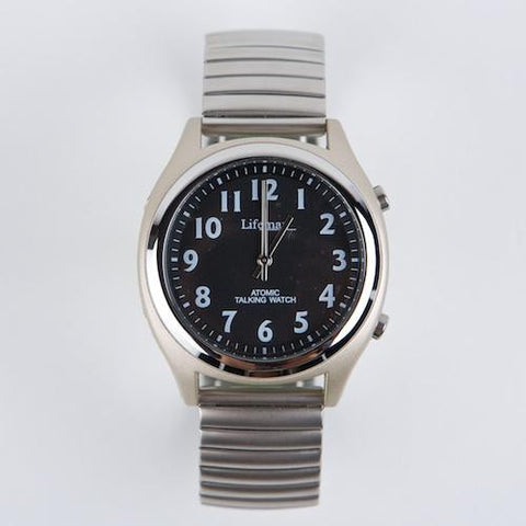 Picture of Atomic Talking Watch (Mens, expanding strap)