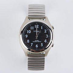 Atomic Talking Watch (Mens, expanding strap)