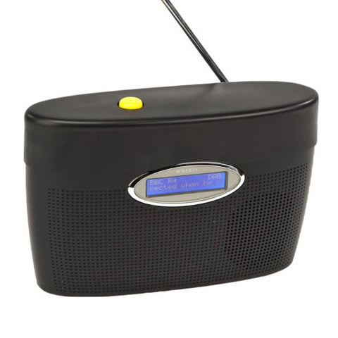 Picture of Digital One Button Radio - extremely simple to use