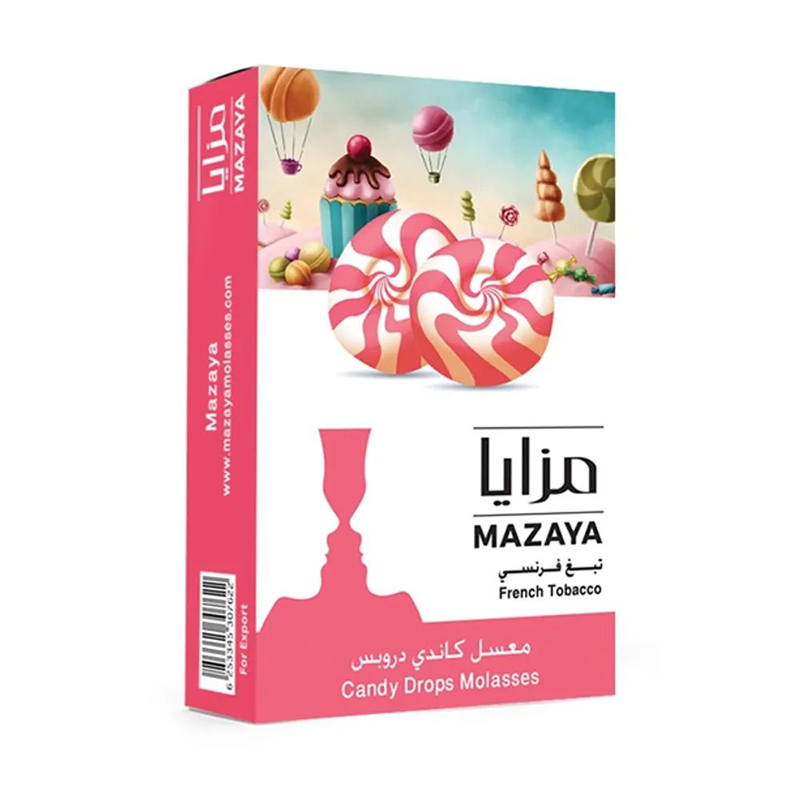Mazaya Candy Drops Liqui Mix Tobacco