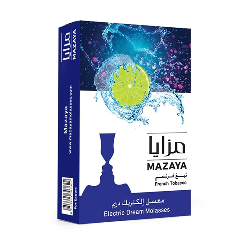 Mazaya Electric Dream Liqui Mix Tobacco