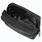 Geekria Earbuds Soft Pouch for Amazon Echo Buds, Truly Wireless Noise Canceling Earphone Travel Bag, Echo Buds 2019 Wireless Portable Box Pouch Protector / Storage Carrying Case (Black)