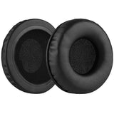 Geekria QuickFit Protein Leather Ear Pads for AKG K518, K518DJ, K81, K518LE Headphones, Replacement Ear Cushion / Ear Cups / Ear Cover, Headset Earpads Repair Parts
