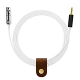 Geekria Audio Cable Replacement for AKG K702, K712, K271, K240, Q701 Upgrade Cable / 24K Gold plated / Headphone Replacement Cord