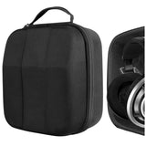 Geekria UltraShell Headphone Case for AKG K240, K701, K702, K550, Sennheiser HD820, HD800, Beyerdynamic DT 770, DT 880 pro Headphones - Replacement Large Hard Shell Travel Carrying Bag