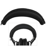 Geekria Earpad Replacement for MDR Z600, V600, V900, V900HD, V7509 Headphone Replacement Ear Pad + Headband Cover / Ear Cushion / Ear Cups / Earpads Repair Parts / Headband Protector (Black)