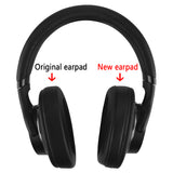 Geekria Replacement Earpad for MDR-1AM2, MDR-1AM2/B Headphone Ear Pad Ear Cushion Ear Cups Ear Cover Earpads Repair Parts (Black)