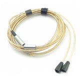Geekria Audio Cable Replacement for Sennheiser IE8, IE80, IE8i Earphone Upgrade Cable / Headphone Replacement Cord