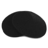 Geekria Earpad for MDR-10RBT, MDR-10RNC, MDR-10R Headphone Replacement Ear Pads with Clip Ring / Ear Cushion / Ear Cups / Ear Cover / Earpads Repair Parts with Plastic Clip