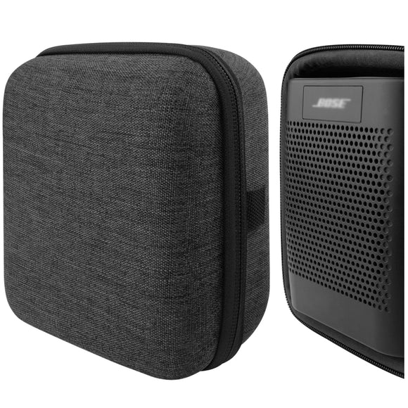 Geekria Hard Shell Carrying Case for Bose SoundLink Color Bluetooth Speaker II, Protective Travel Bag for Bose SoundLink Color 2 Storage Case