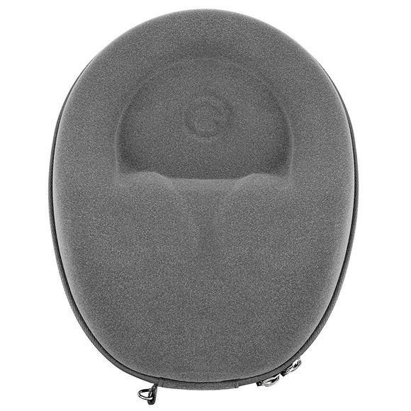 UltraSkin Compact Headphones Case for Beats By Dre Studio3, Studio 2.0, Sony MDR- RF985RK, XB950BT/B, Mpow 059, Thor / Hard Shell Headset Carrying Case / Earphone Travel Bag (Dark Grey)